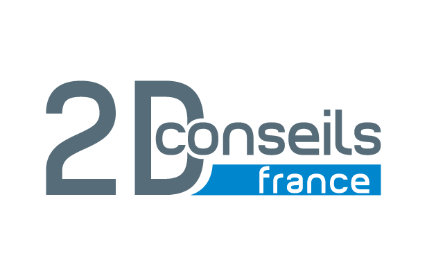 Logo 2DC france
